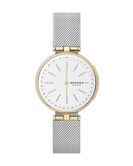 Skagen Connected Women's Signatur T-Bar Hybrid Smartwatch