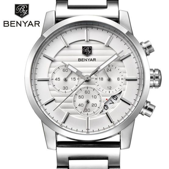 BENYAR 2019 Men Watches Brand Luxury Men Military Wrist Watches