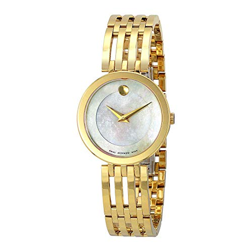 Movado Women's Swiss Quartz and Stainless-Steel Casual Watch