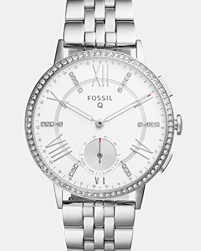 Fossil Hybrid Smartwatch - Q Gazer Stainless Steel