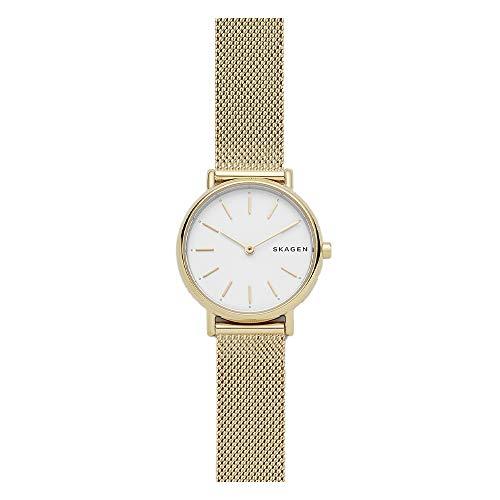 Skagen Women's Signatur Japanese-Quartz Watch with Stainless-Steel Strap