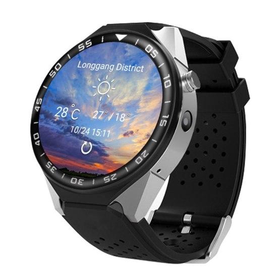 Smart Watch men women Bluetooth GPS Heart Rate Monitor Pedometer