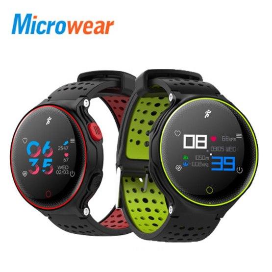 Digital Smart Watch Men Waterproof LED Color Screen Sport Watch