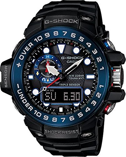 Casio G-Shock Master o G Series Stylish Watch - Black/One Size