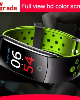 Bluetooth Waterproof Smart Watch Fashion Men Women Heart Rate Monitor