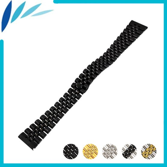 Stainless Steel Watch Band 18mm 20mm 22mm for Seiko Quick Release Strap