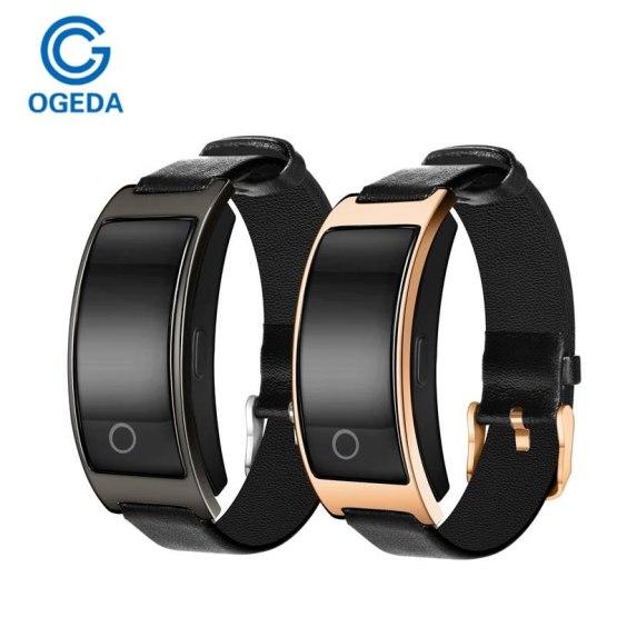 Fashion CK11S Smart watch Blood Pressure Heart Rate Monitor Wrist Watch