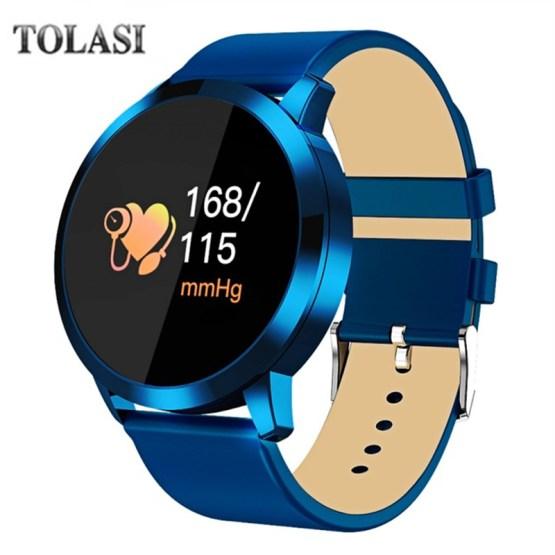Q8 Touch Screen Smartwatch Heart Rate Fitness Smart Watch Men Women
