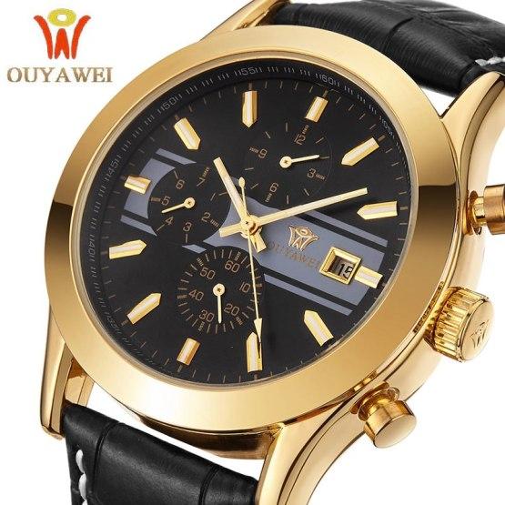 Mens Watches Top Brand Luxury Men Wrist watch Business Mechanical