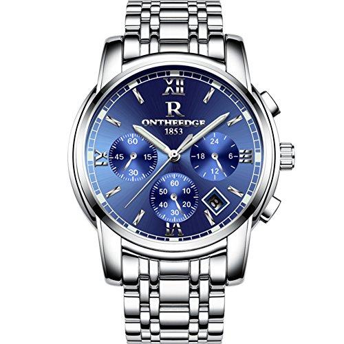 QWERTYUIOP Men's Steel Watch/Hollow Out Fashion Wrist Watcha