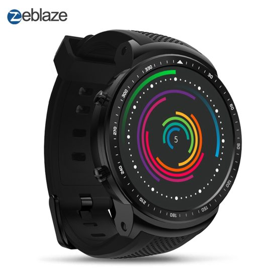 Zeblaze THOR Pro 3G GPS Sport Smart Watch Phone 1GB+16GB Android