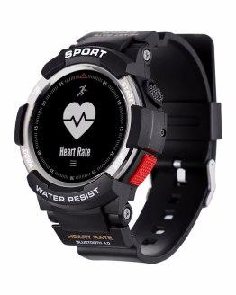 OGEDA Men Watch Bluetooth F6 Smartwatch IP68 Waterproof