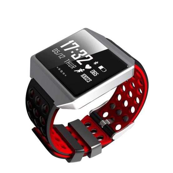 Bluetooth Smartwatch Stop Watch Swim Waterproof Wristwatch