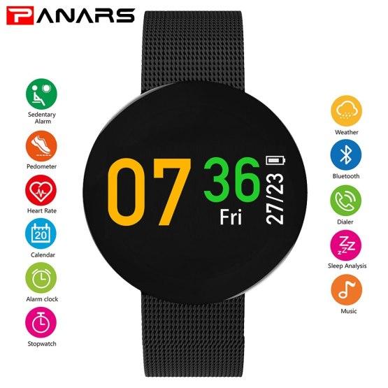 PANARS Bluetooth Smart Watch Men SmartWatch
