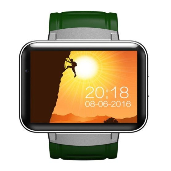 Men Watches Android Smart Watch phone support GPS SIM card MP3