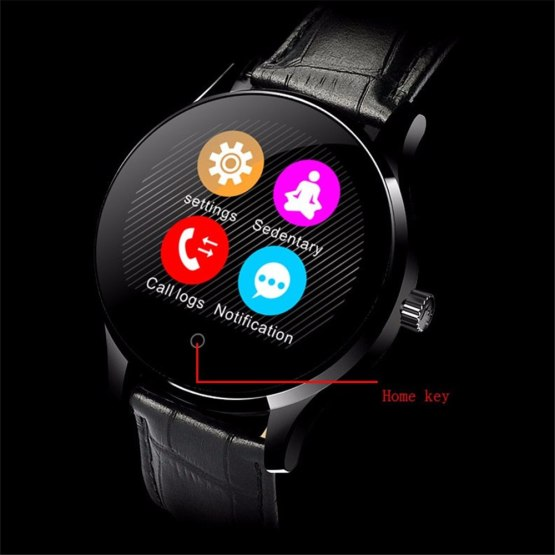 OGEDA Men Smart Watch K88H Wearable Devices Health Waterproof