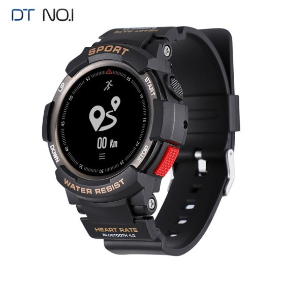 Fashion Fitness Watch Men Smart Watch Heart Rate GPS