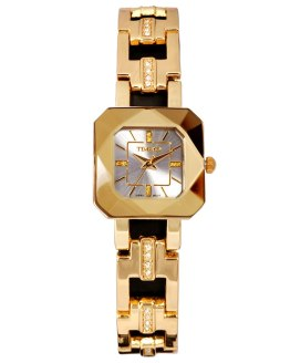 TIME100 Women Watch Quartz Watches Ladies luxry Bracelet Crystal Mirror