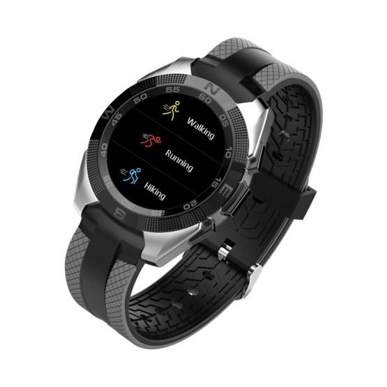 Ultra-thin L3 Sports Smart Watch Bluetooth Calls Heart Rate Monitor
