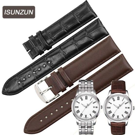 ISUNZUN For Men and Women Watch Strap For Tissot