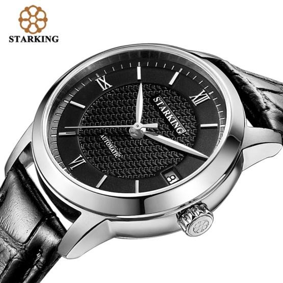 STARKING Women Skeleton Automatic Mechanical Watches