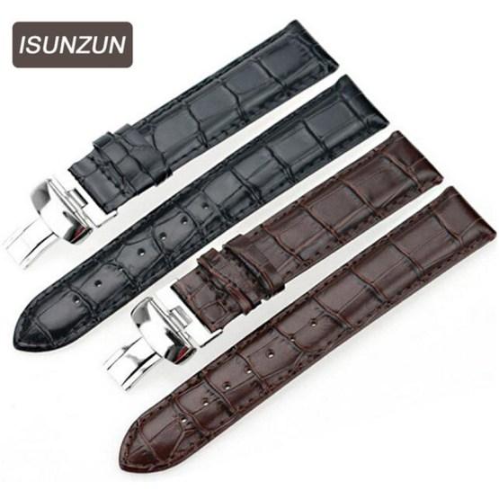 ISUNZUN Watch Band For Men And Momen