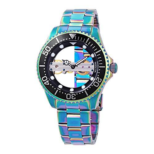 Invicta Men's 26602 Pro Diver Mechanical 2 Hand Black Dial Watch