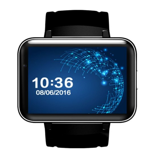 Android Smart Watch Men Watches phone support GPS SIM card MP3