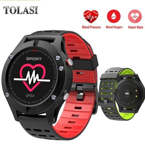 2018 Men Women Sport Smart Bracelet Watch Bluetooth Clock Heart Rate