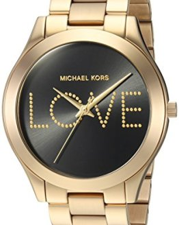 Michael Kors Women's Slim Runway Analog-Quartz Watch