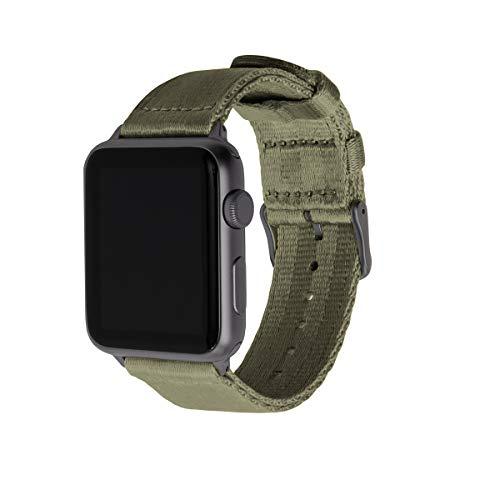 Archer Watch Straps Seat Belt Nylon Watch Bands for Apple Watch