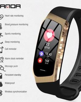 Bluetooth Smart Watch Men SANDA Touch Screen Sport Smartwatch