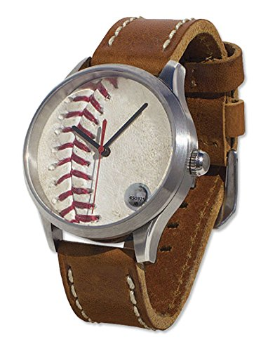 Orvis Men's MLB Game Ball Watch