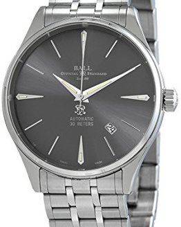 Ball Legend Grey Dial Automatic Mens Watch NM3080D-SJ-GY