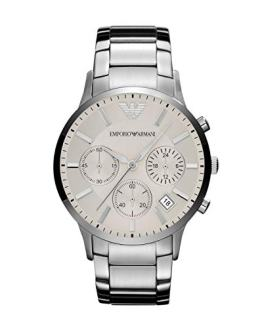 Emporio Armani Men's Stainless Steel Watch AR2458