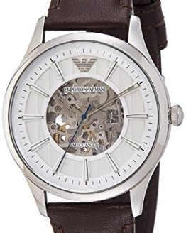 Emporio Armani Men's AR1946 Dress Brown Leather Watch