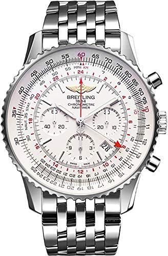 Breitling Navitimer GMT Men's Watch AB044121/G783-453A