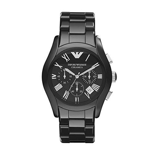 Emporio Armani Men's AR1400 Dress Black Watch