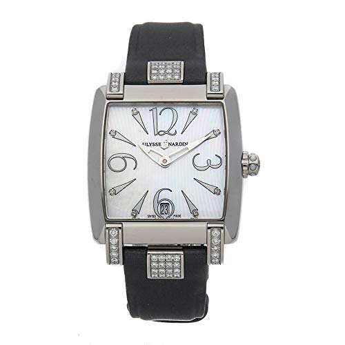 Ulysse Nardin Caprice Mechanical (Automatic) Mother-of-Pearl Dial Womens Watch