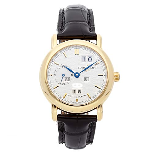 Ulysse Nardin Ludwig Mechanical (Automatic) Silver Dial Mens Watch