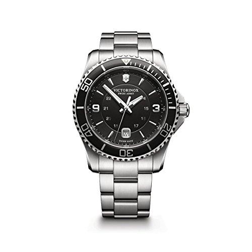 Victorinox Swiss Army Maverick Stainless Steel Watch, 43mm