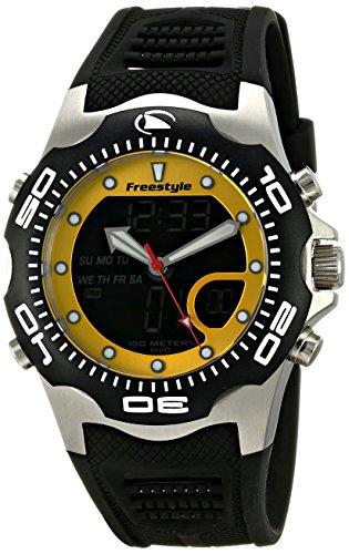 Freestyle Shark X 2.0 Yellow/Black Unisex Watch 10006790