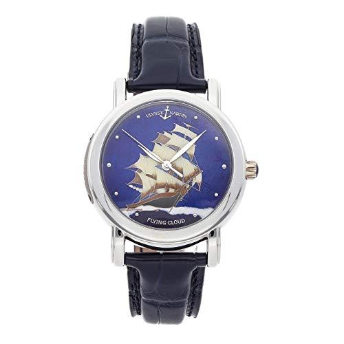 Ulysse Nardin San Marco Mechanical (Automatic) Blue Dial Mens Watch