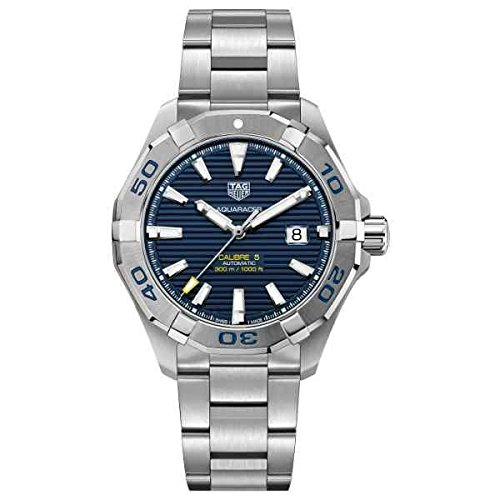 Tag Heuer Aquaracer Automatic Blue Dial Mens Watch