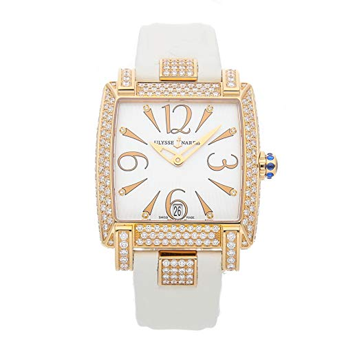 Ulysse Nardin Caprice Mechanical (Automatic) White Dial Womens Watch