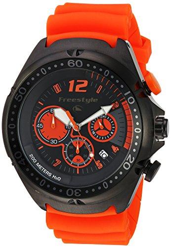 Freestyle Hammerhead XL Orange/Black Unisex Watch 10026745
