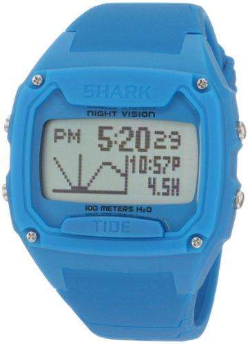 Freestyle Men's 101052 Shark Classic Tide Classic Rectangle Digital Tide Watch