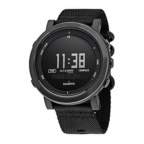 Suunto Essential Ceramic Watch - All Black tx, one Size
