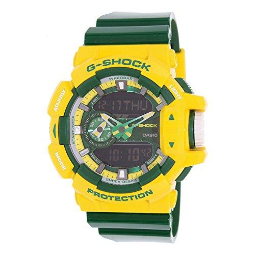 Casio G-Shock Crazy Colors Men's watch GA-400CS-9A Green