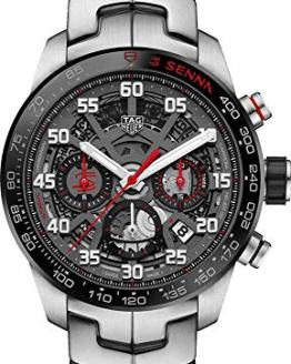 Tag Heuer Carrera Senna Special Edition Men's Watch